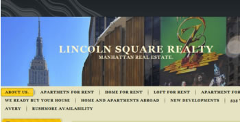 lincoln Square Realty New York Real Estate Agency