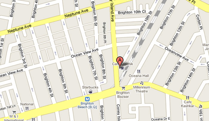 Brighton Travel 3163 Coney Island Ave Brooklyn NY