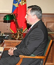 Dmitry Rogozin August 2008 from Wikipedia