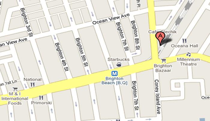Glav's Travel 3171 Coney Island Ave Brooklyn NY