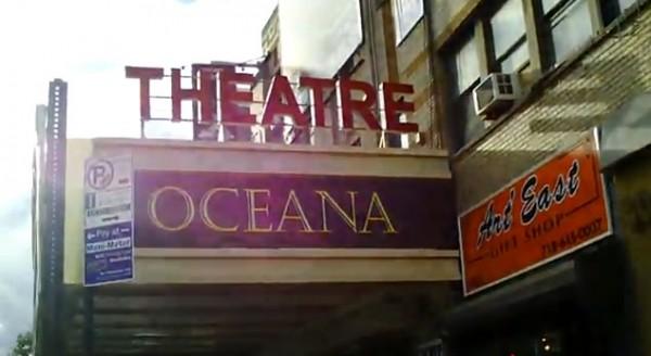 Brighton Beach Ave Theater Millenium