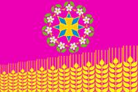 флаг станицы Кущевская Россия по материалам Википедии