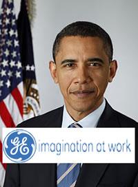 Barak Obama Imagination at work