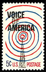 stamp VOA