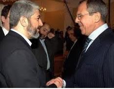 we dont speak with terrorist organisation Russia HAMAS