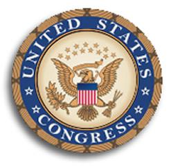 Congress Unites States round seal