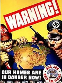 Пропаганда сша вторая мировая война