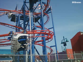 Coney Island lunapark 2011