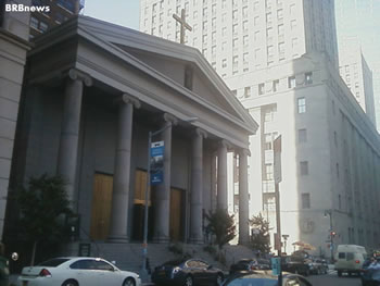 St Peter s church Manhattan New York