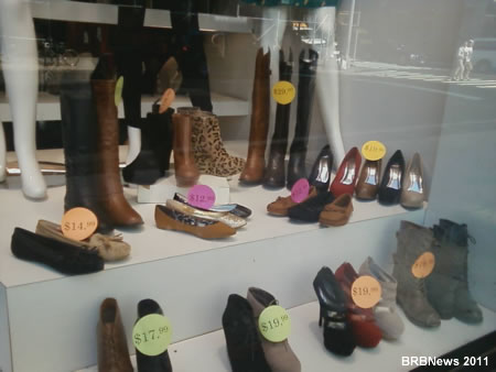 Womens shoes on Broadway New York price frontstore