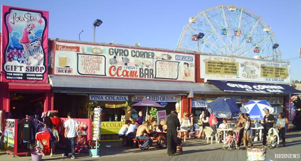 Brooklyn New York Brighton Beach Coney Island 2011