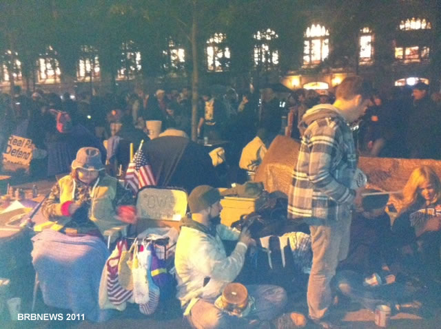 Occupy Wall Street New York 2011