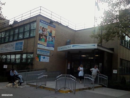 SHOREFRONT BROOKLYN NEW YORK 2011
