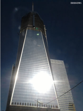 November 06 2011 Freedom Tower Manhattan New York