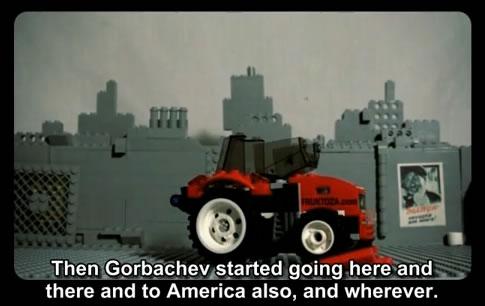 Как развалился СССР