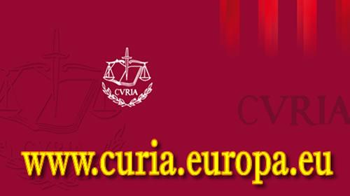 curia.europa.eu euro cort