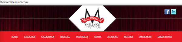 Theatre Millennium Brooklyn New York
