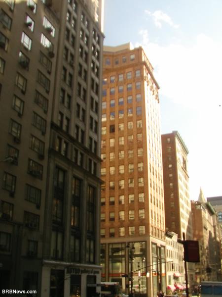 34 Street and Madison Manhattan NY April 2 2012