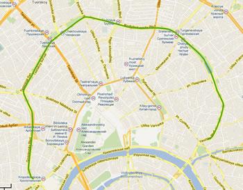 Bulvarnoe Colco Moscow Google Russian NY News