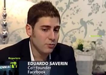 Eduardo Saverin Facebook