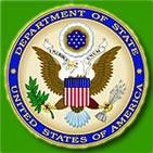 Эмблема Госдепа США