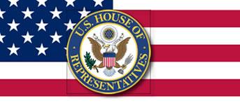 Палата представителей США (англ. The United States House of Representatives) — нижняя палата Конгресса США. В ней представлен каждый штат пропорционально численности населения