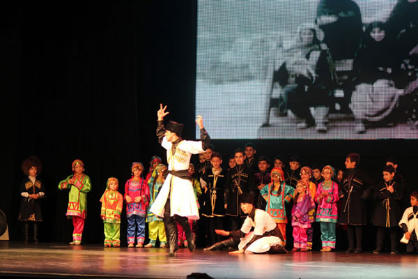 Group Lezginka New York Dancers Russian New York News