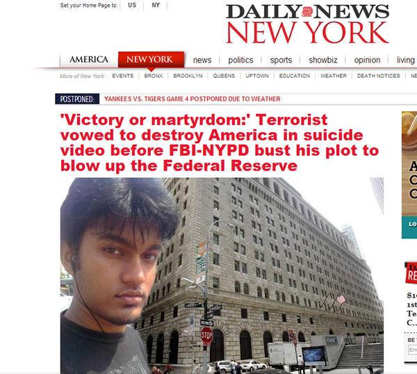 Quazi Mohammad Rezwanul Ahsan Nafis Manhattan NY