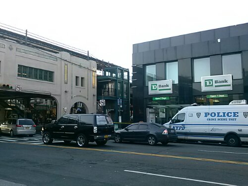 Bay Parkway and 86 Street Brooklyn NY 2012 TD Bank