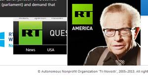 RT AMERICA PROPOGANDA RUSSIAN NEW YORK NEWS usa