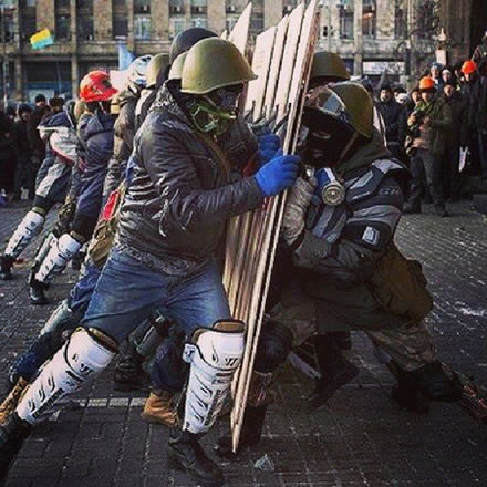 Maidan UKRAINE RUSSIAN new york NEWS