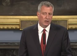 New York De Blasio 7-30-2015