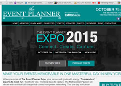 New York News Event Planner Expo 2015