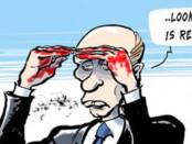 Putin Cartoon New York news 11-28-2015