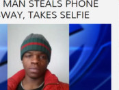 phone thief New York news 11-29-2015