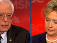 debate clinton sanders new york news 2-5 2016