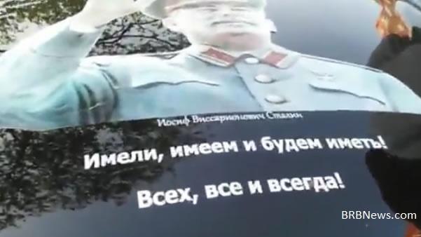 Stalin Car Brooklyn Brighton Russian Victory Day New York News 5 8 2016 B