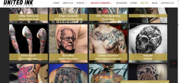 Фото татуировок с знаком бесконечности